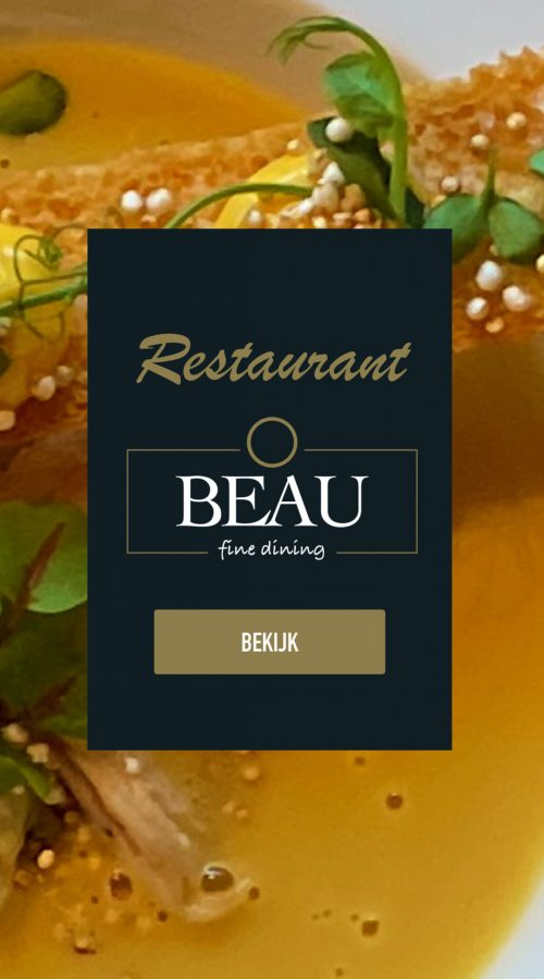 restaurant beau home